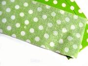 Мягкие лоскуты ткани