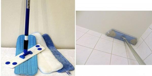 Швабра для мытья потолков