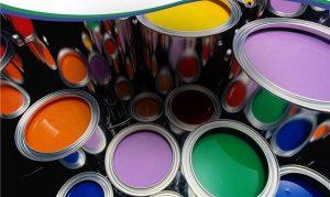 Современный ассортимент водоэмульсионных красок достаточно широк
