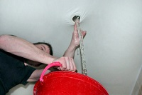 Заплатка на натяжной потолок