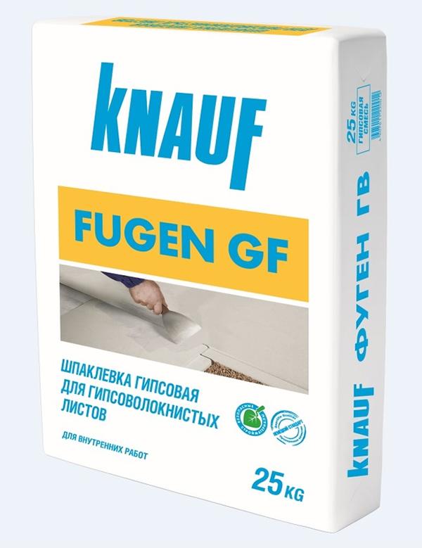 Шпаклевка Knauf гипсовая для гипсоволокнистых листов