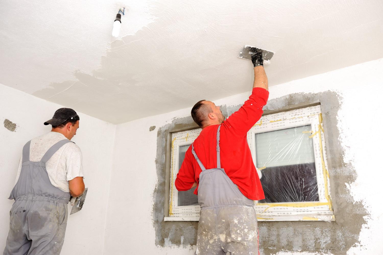 Выравнивание потолка перед покраской