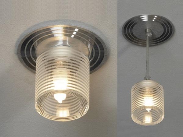 Подвесной точечный светильник