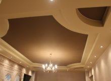 Тканевые натяжные потолки: отзывы
