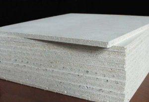 Стекломагниевый (стекломагнезитовый) лист (СМЛ), влагостойкий, огнестойкий, морозостойкий, экологически чистый