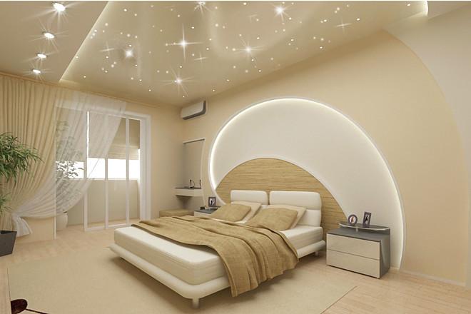 Натяжные потолки матовые или глянцевые - что лучше