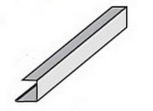 6 – П-образный обрамляющий профиль. Выполняет те же функции, что и уголок.
