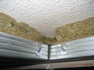 Шумоизоляция потолка в квартире - современные материалы