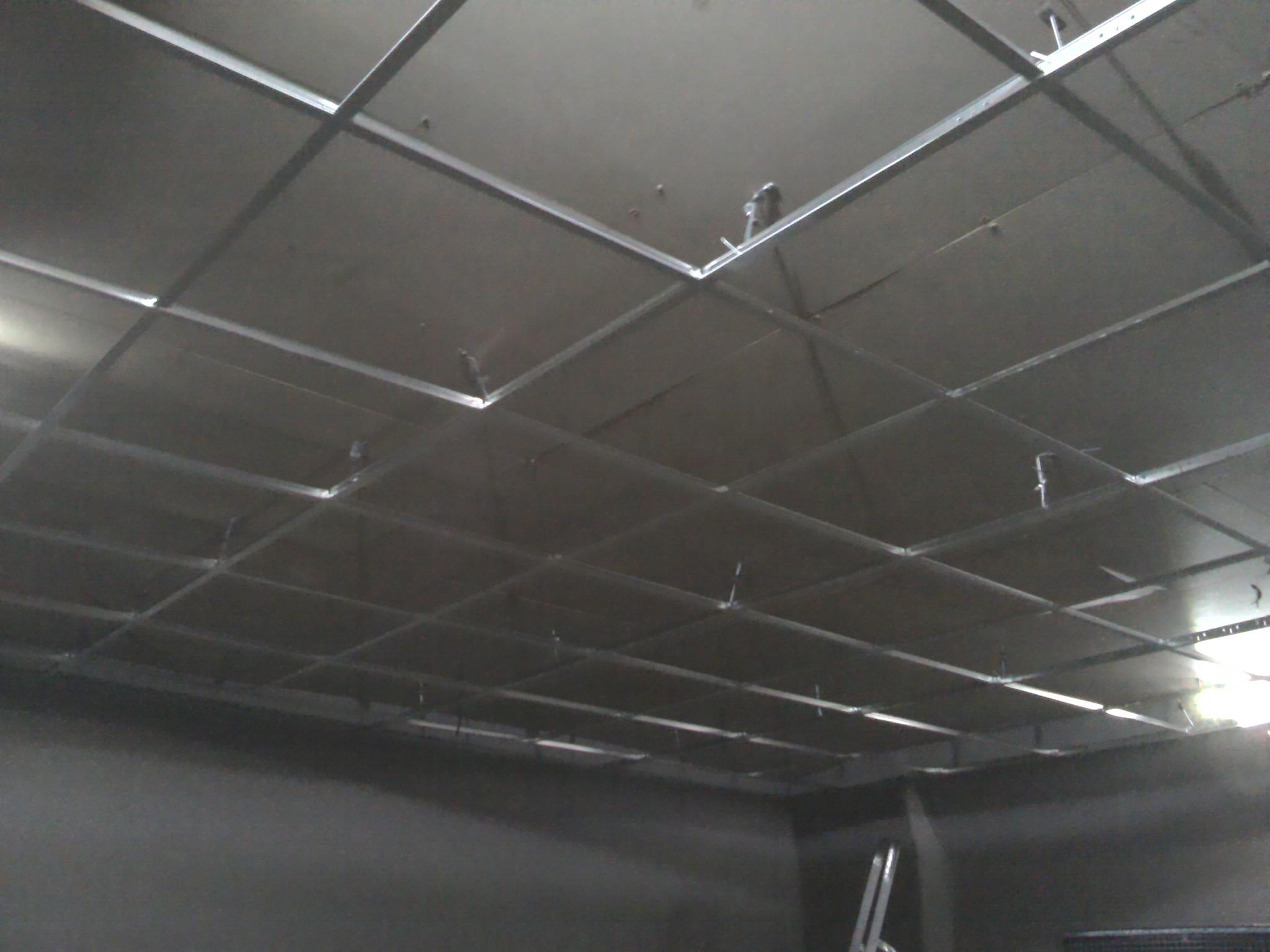 Монтаж подвесных потолков инструкция