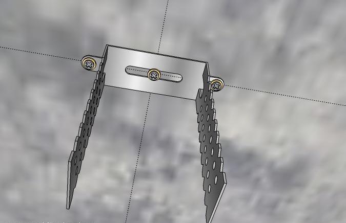 Крепить подвесы к потолку лучше с помощью анкер-клиньев или анкерных винтов