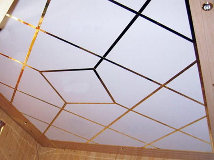 Минеральные модульные потолки Армстронг