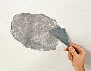 Шаг 1. Подготовка поверхности потолка