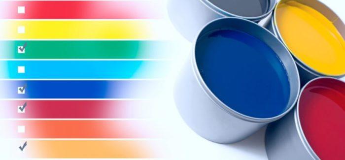 Выбор цвета краски для потолка в туалете