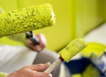 Акриловая краска для стен и потолков