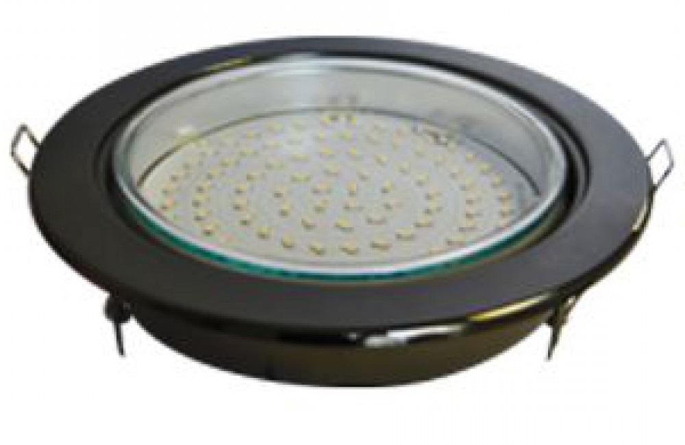 Встраиваемый потолочный точечный светильник-спот без рефлектора
