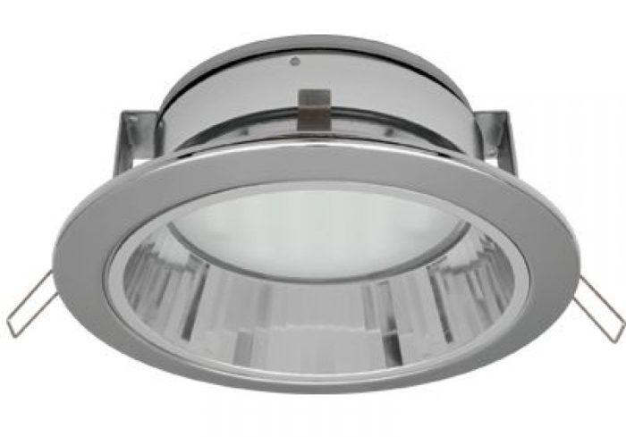 Встраиваемый потолочный точечный светильник-спот с рефлектором