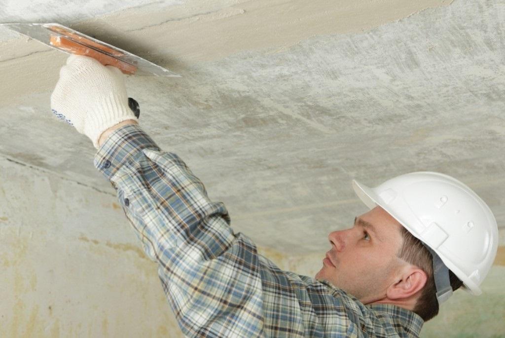Как сделать шпаклевку для бетона своими руками
