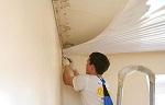 Натяжной потолок своими руками - пошаговая инструкция