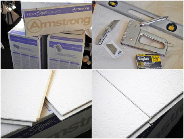"""Оборудование для потолка """"Армстронг"""""""
