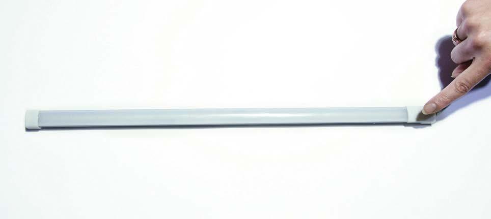 Светодиодный линейный сенсорный светильник