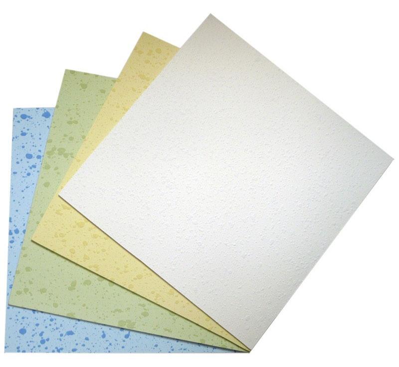 Выбор материала потолка Армстронг. Плиты эконом класса OASIS