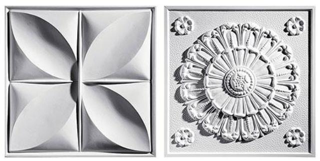 Есть три разных способа изготовить такое покрытие, все они подразумевают использование одного и того же материала – пенопласта