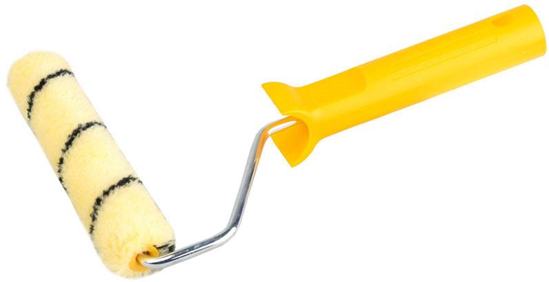 Если на шубке валика выделяется шов, то такой и инструмент не сможет обеспечить качественное покрытие