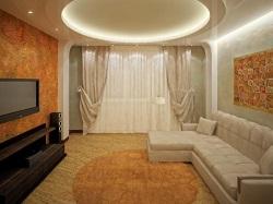 Подвесной потолок (гипсокартон)