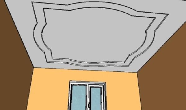 Далее нам нужно заплитовать разметку дополнительным слоем гипсокартона (ы 2 слоя каждую ступень). Слои проклеиваем клеем ПВА. На нижний, подкладочный слой можно использовать куски и обрезки гипсокартона, не особенно тщательно подгоняя их друг к другу, но вот второй слой нужно сделать хорошо.