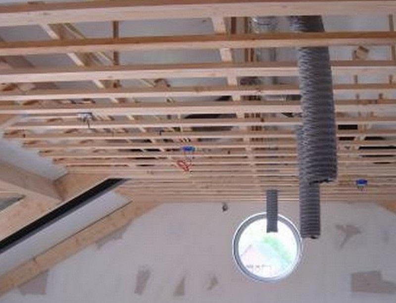 Подвесной потолок своими руками - пошаговая инструкция!