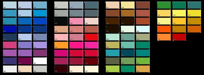 Как подобрать цвет натяжного потолка