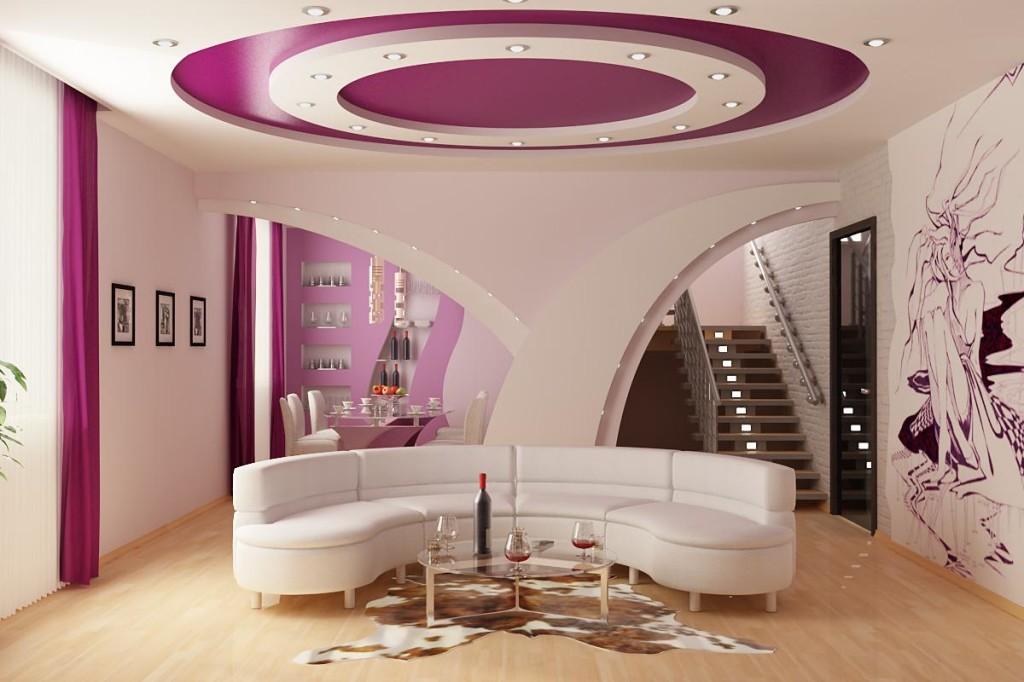 Короб как декоративный элемент в интерьере