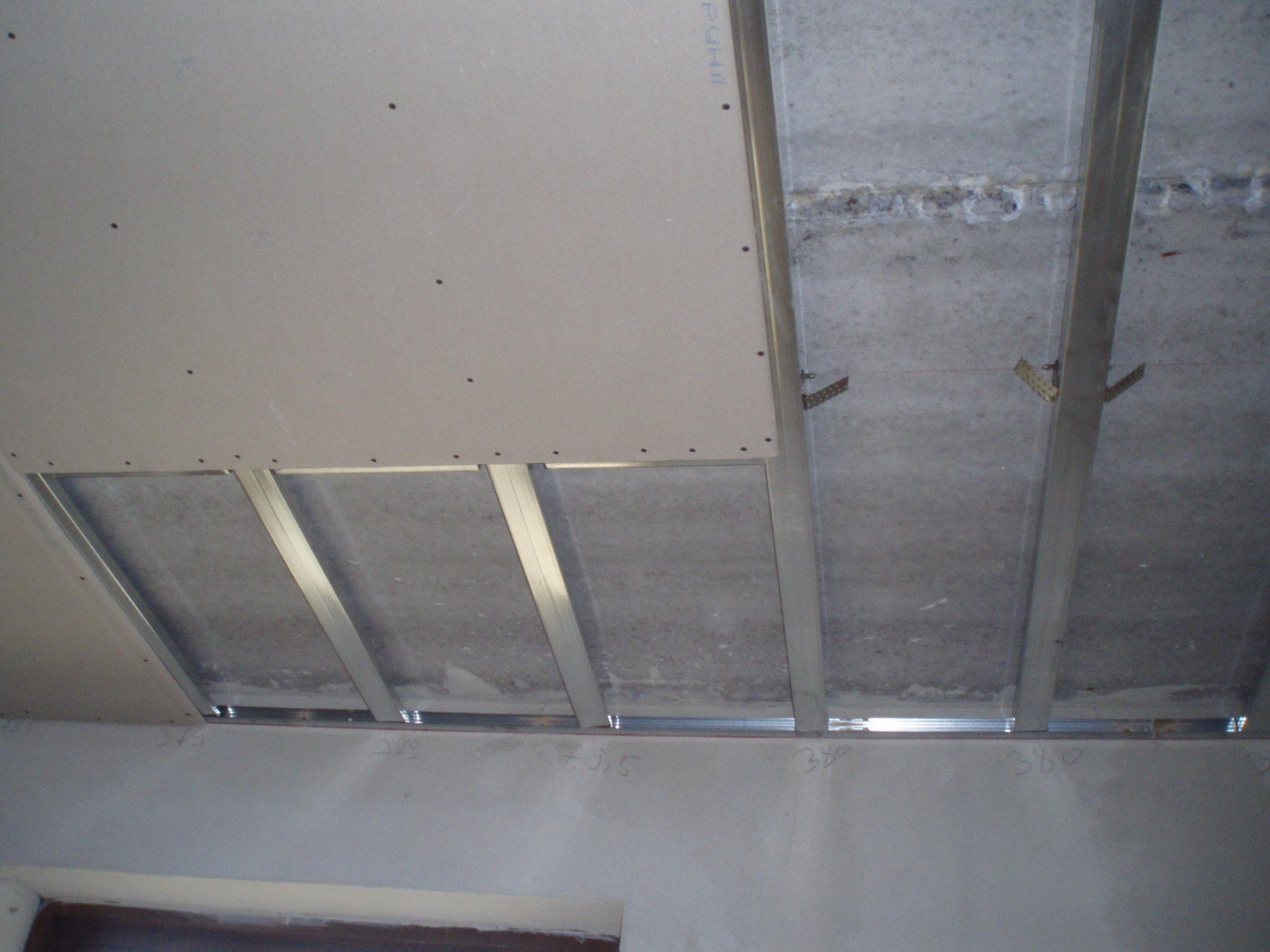 Подвесной потолок своими руками пошаговая инструкция с фото фото 54