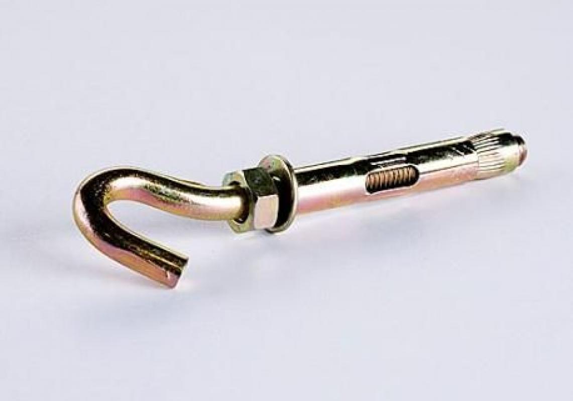 Крюк для крепления люстры
