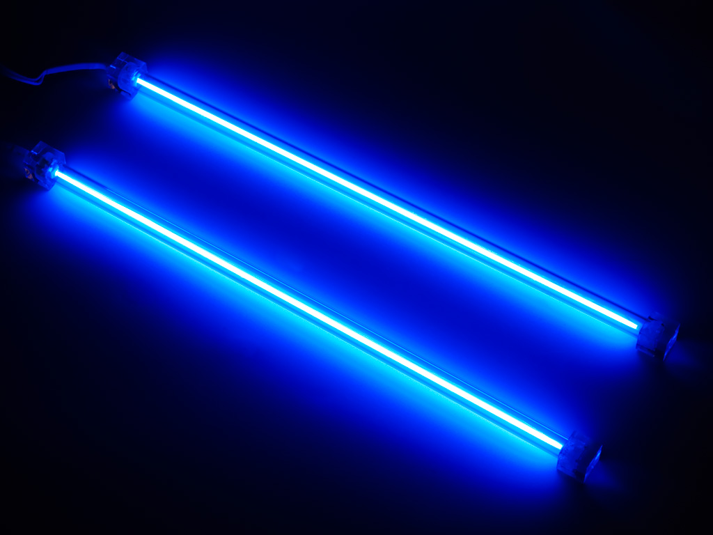 Неоновые лампы для подсветки потолка