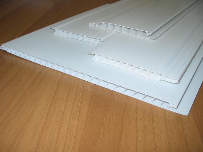 Пластиковые ПВХ панели для потолка