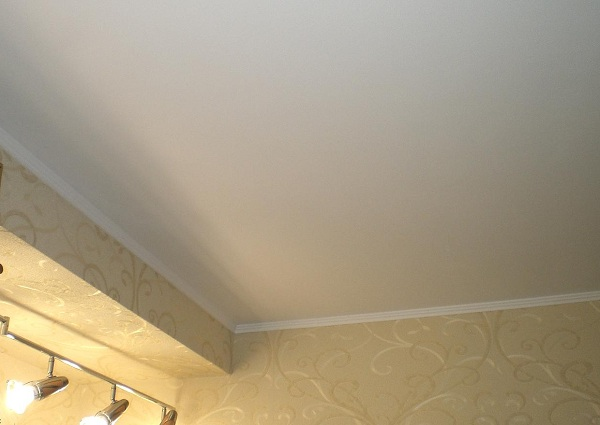 Побелка для потолка