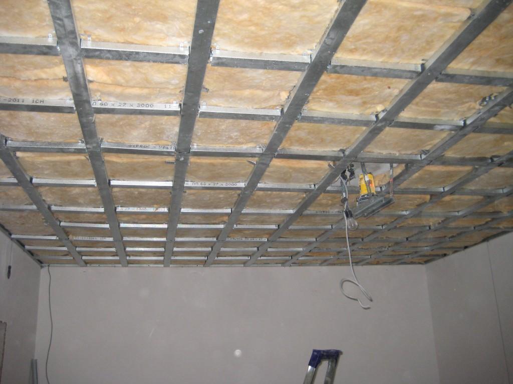 Подвесной потолок своими руками пошаговая инструкция с фото