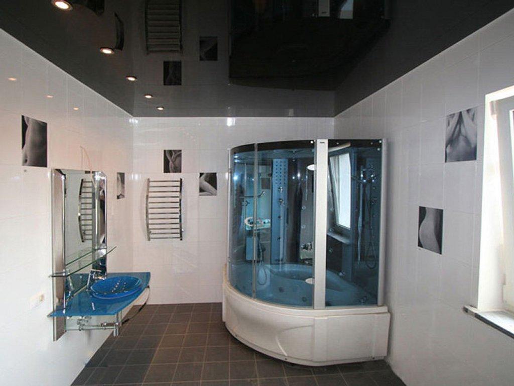 Реечный потолок в ванной комнате 82 фото вариант навесной конструкции монтаж подвесного сооружения из гипсокартона своими руками