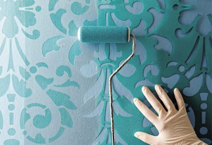 Трафареты для забора под покраску своими руками