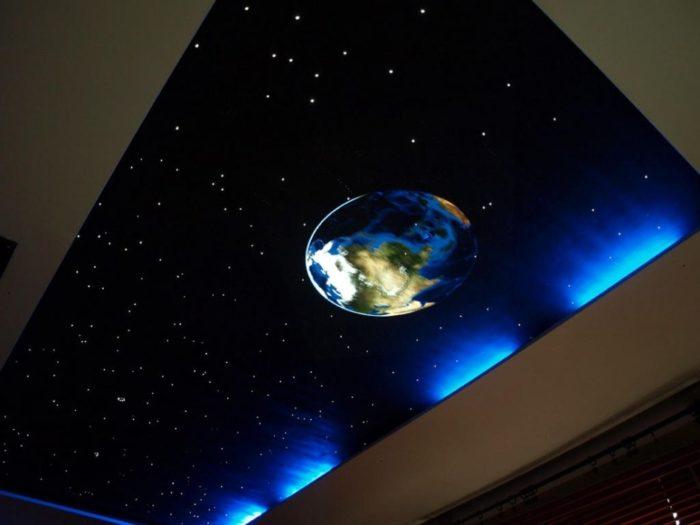 "Потолок ""Звездное небо"""