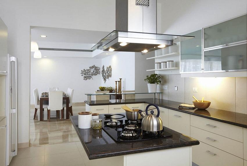 Повышенная влажность - это отличительная черта любой кухни