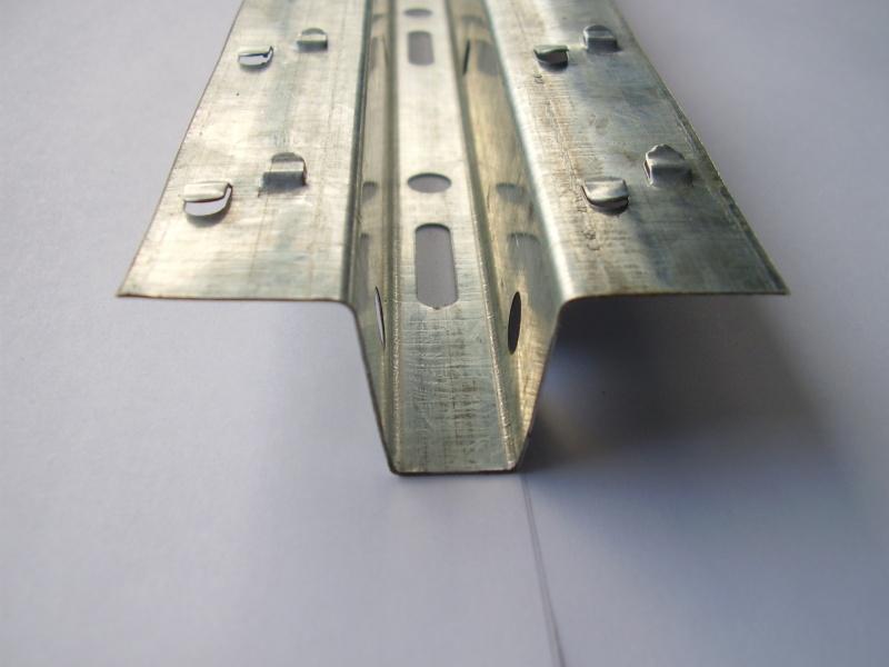 Профиль для монтажа реечного потолка