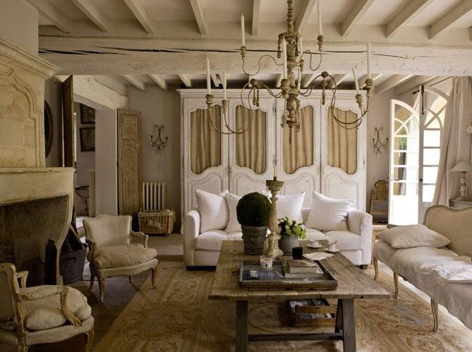 Прованский стиль в интерьере