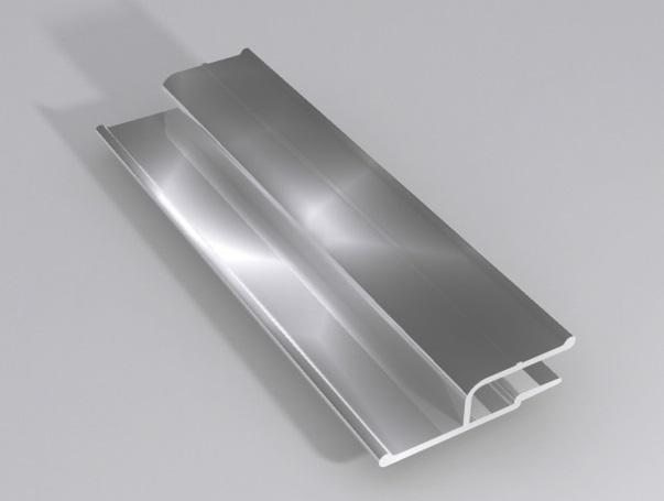 Стеновой профиль алюминиевый