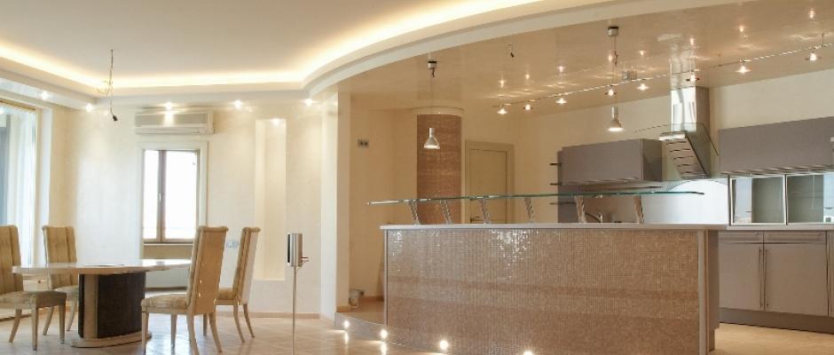 Светодиодная подсветка для потолка