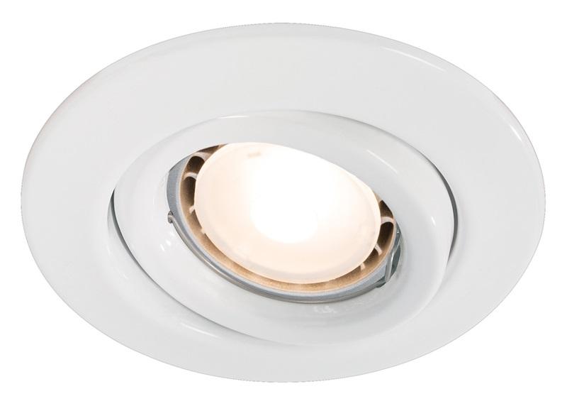 Точечный светильник встраиваемый поворотный светодиодный Paulmann 92024
