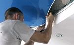 Натяжной потолок своими руками: пошаговая инструкция