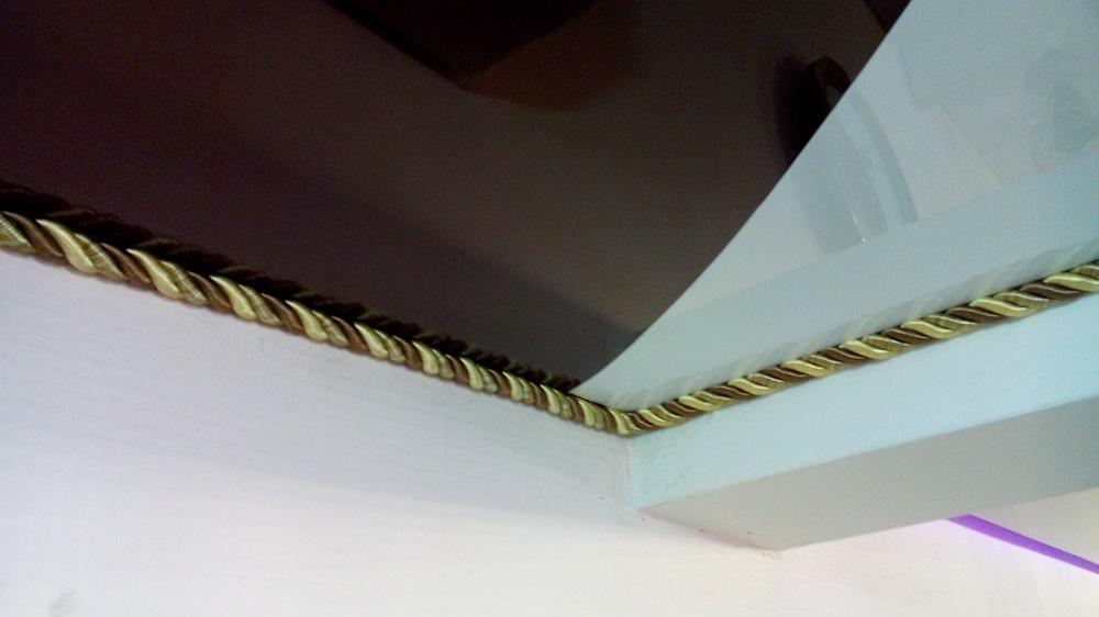 Оригинальный маскировочный шнур, люрекс