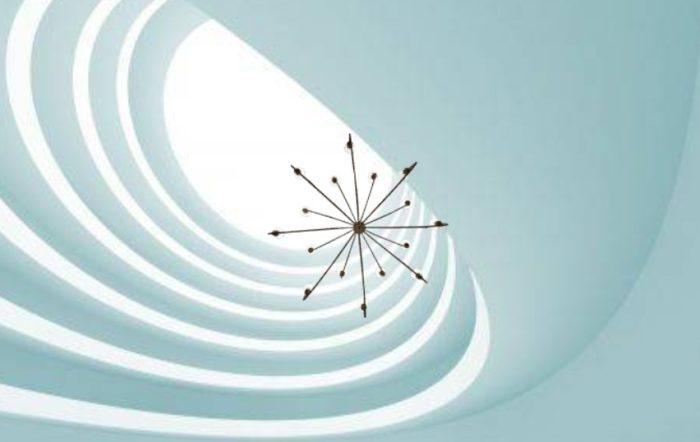 3Д фотообои для потолка, расширяющие пространство